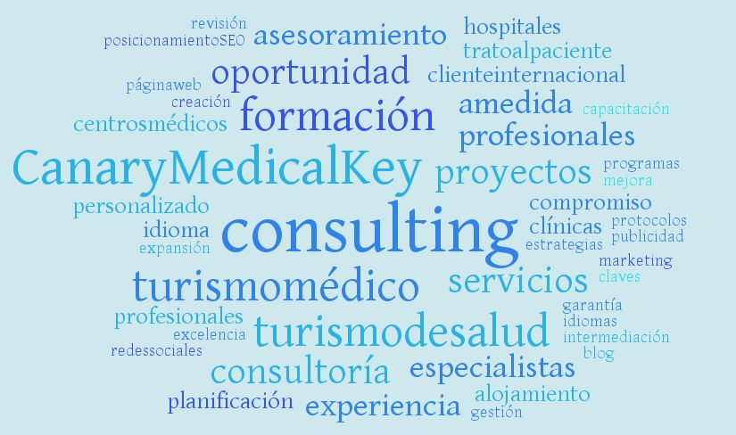 Medical Key consulting - consultoría en Turismo Médico