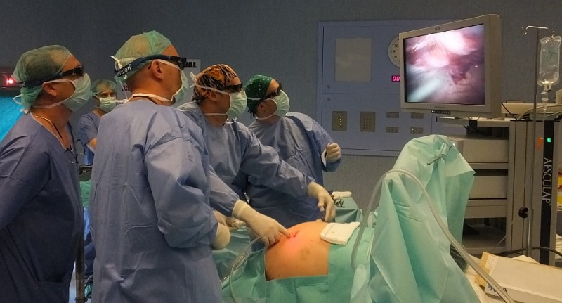Bariatric surgery in the Canary Islands