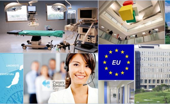 Healthcare in the Canary Islands