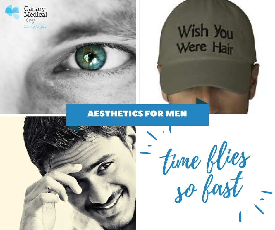 AESTHETICS FOR MEN